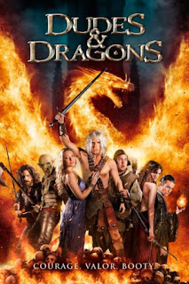 Download Film Dudes and Dragons (2016) Subtitle Indonesia