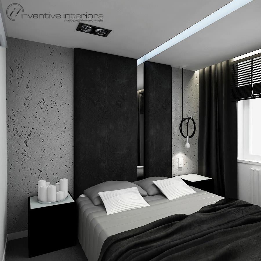 D Interiors Mała Sypialnia