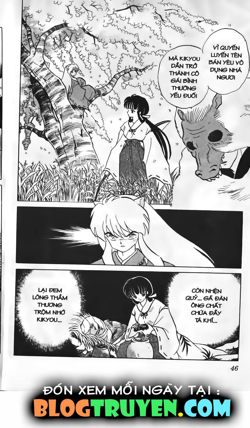 Inuyasha vol 08.3 trang 7
