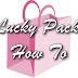 Lucky Packs How To