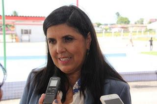 Presidente do PSDB admite conversas com vice-governadora Lígia Feliciano