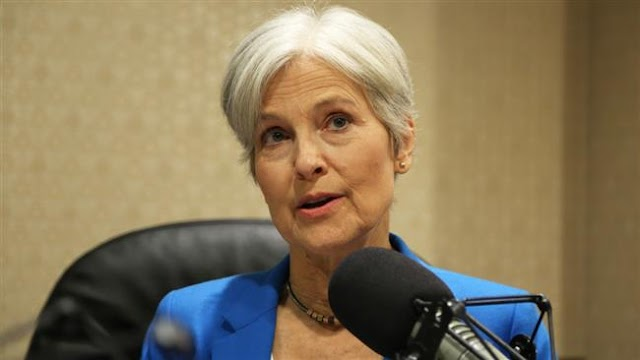Hillary Clinton is more dangerous than Donald Trump:US Green Party presidential nominee Jill Stein