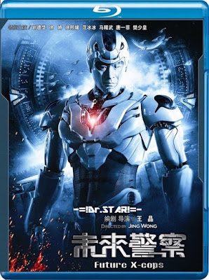 Future X-Cops 2010 Dual Audio 720p BRRip 850Mb