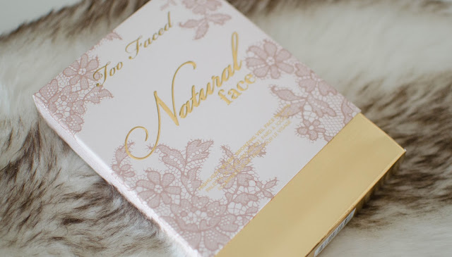 Natural Face de Toofaced, La palette teint de mes rêves !