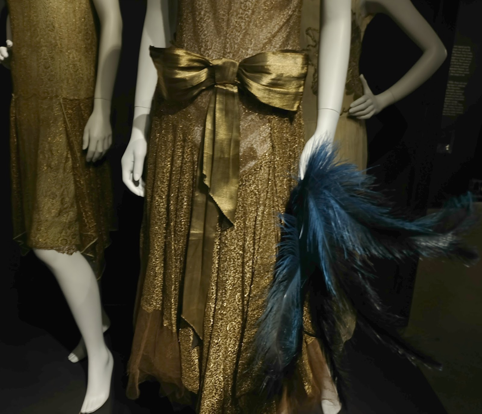 1920s JAZZ AGE at the Fashion and Textile Museum
