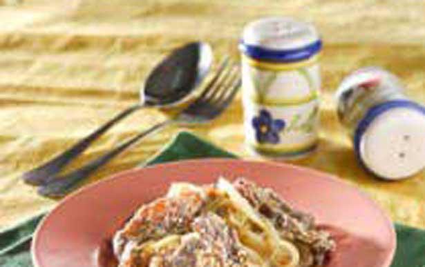 Resep Masakan Daging Goreng Saus Jeruk