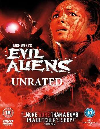Evil Aliens 2005 [Hindi – English] Dual Audio 720p UNRATED BluRay ESubs