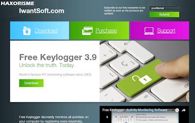 Situs Download Keylogger