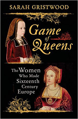 Game of Queens by Sarah Gristwood download for free or read it online here