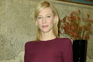 Changing roles: Cate Blanchett will be the director