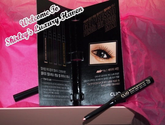 bellabox november clio gelpresso pencil gel liner