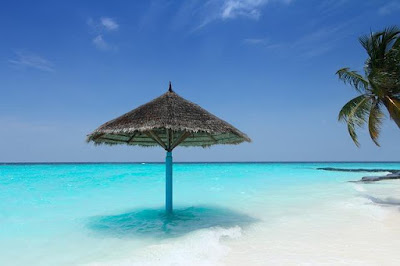 Maldive panorama