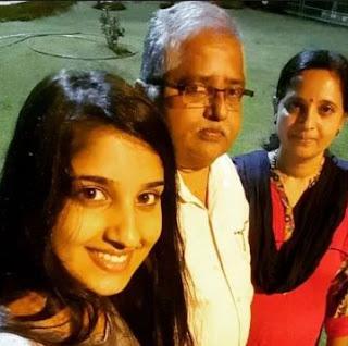 Meghana Lokesh Family Husband Parents children's Marriage Photos