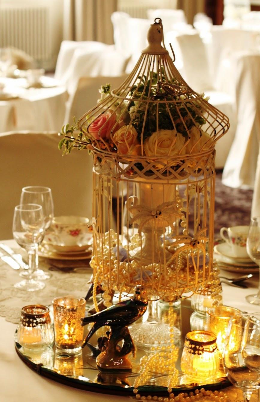 Lantern Centerpieces for Weddings Picture of Birdcage Centerpieces Ideas