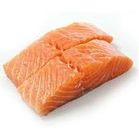 Top 6  foods to burn belly fat - Salmon