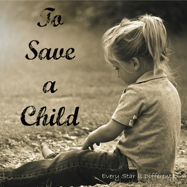 To Save a Child-One family's journey to helping their special needs child.