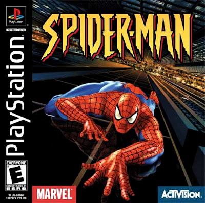descargar spider man psx por mega