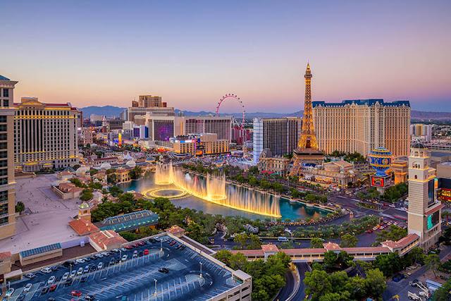 Seguro viagem em Las Vegas e no EUA