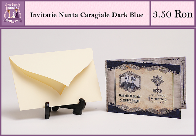 Caragiale Dark Blue