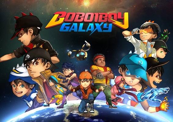 Bunkface - Dunia Baru (OST BoBoiBoy Galaxy)
