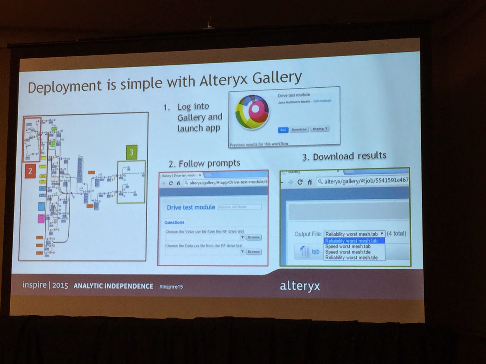 My First Alteryx Inspire Conference