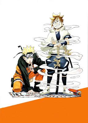 Samurai 8 Hachimaruden Masashi Kishimoto Manga Recensione Naruto