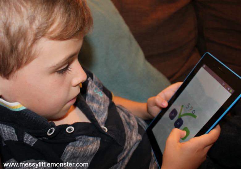 brain training app for kids