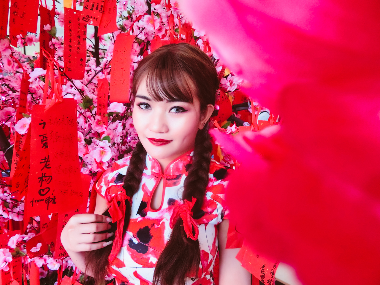 CHINESE NEW YEAR OUTFIT
