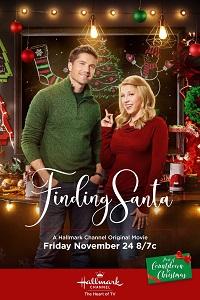 Poster Finding Santa