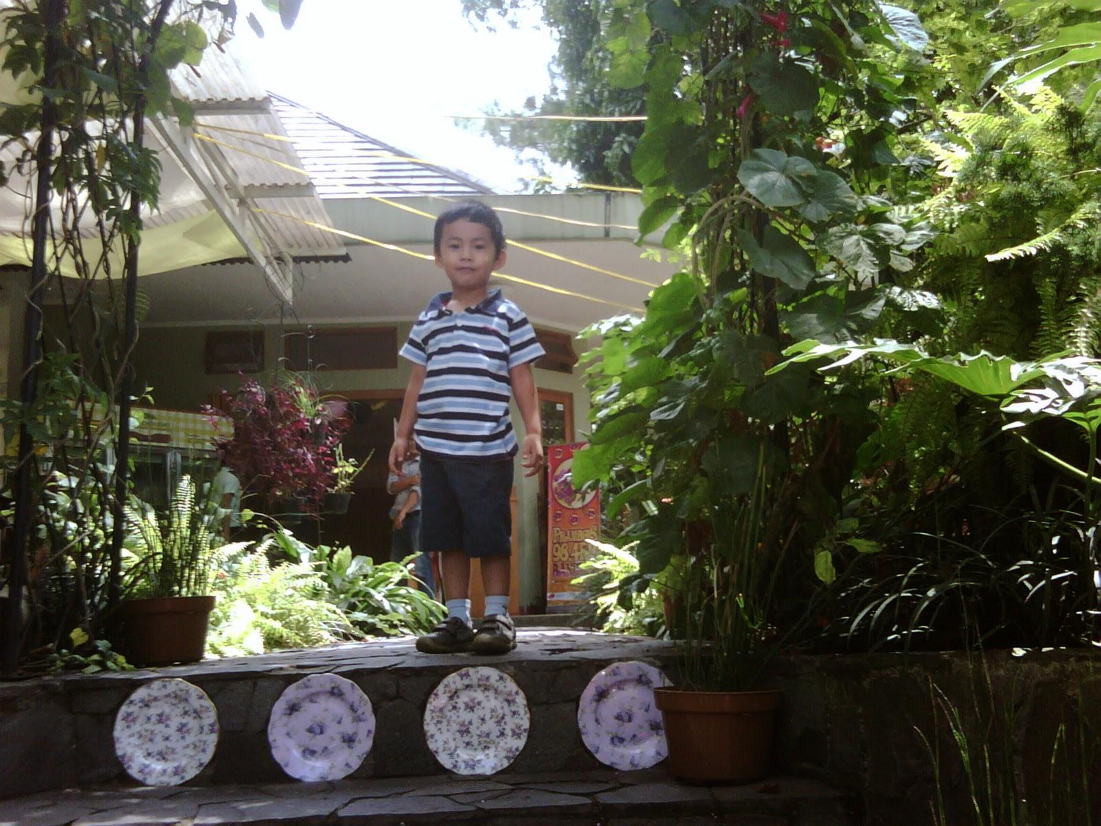 Tree House Bandung Makan Dan Main Di Rumah Pohon