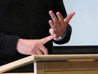 Hablar en publico