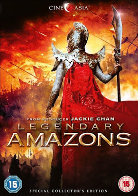 Poster of Legendary Amazons 2011 Hindi-Chinese Dual Audio 720p BluRay