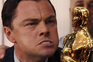 Leonardo first Oscar