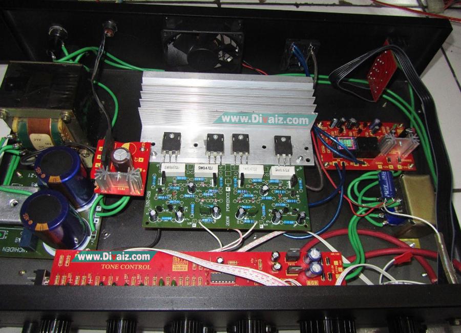 Cara Mengatasi Power Amplifier Keluar Gelombang Radio AM/MW
