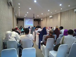 Edukasi Kesehatan kpd Jamaah Haji Kbih Multazam bersama Susu Haji Sehat, Graha Malika Tangerang