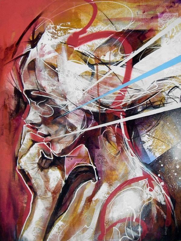 Красивые рисунки Danny O'Connor 23