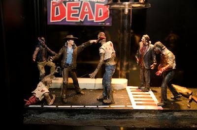 Action Figure di The Walking Dead