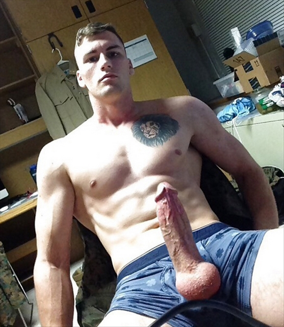 Hard gay twink dicks bulging in there