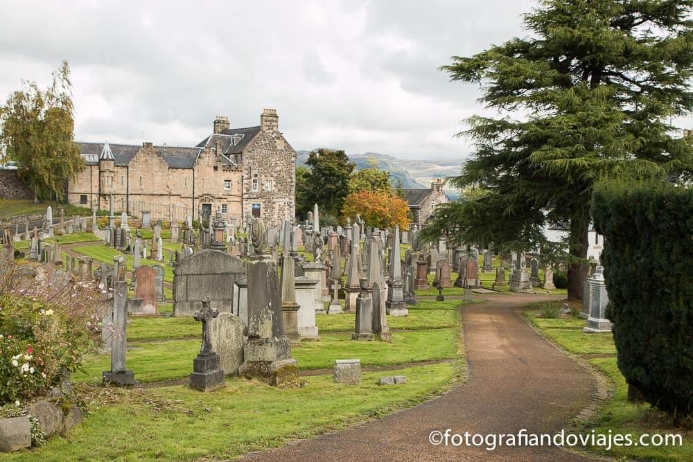 Itinerario de viaje por Escocia