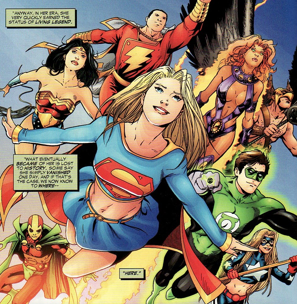 Supergirl and the Legion of Super-Heroes 17 DC 2006