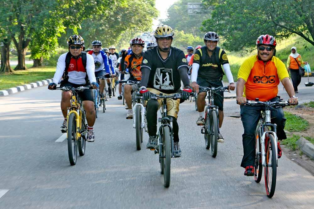 Manfaat utama Bersepeda bagi Kesehatan