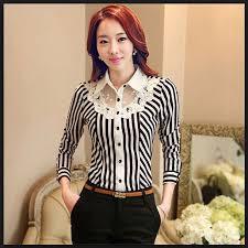 Model Baju Wanita Import Korea Lengan Panjang Terbaru