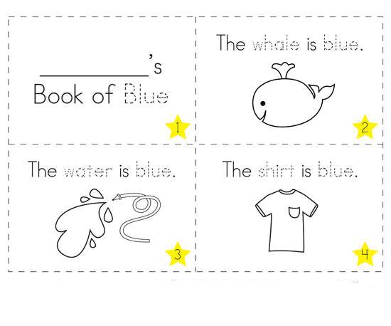 Gambar Mewarnai Booklet Untuk Anak - 3