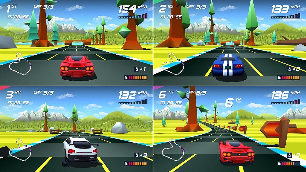 Quickie Review Horizon Chase Turbo Xboxgameon