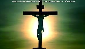 LA SERPIENTE QUE MOISÉS LEVANTO Y LA CRUZ DE JESÚS