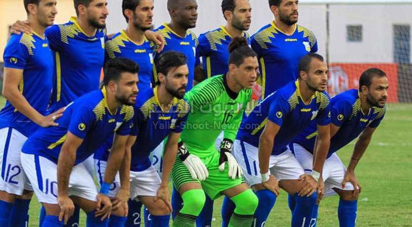 طنطا يتعادل من جديد امام اسوان ويتجنب الخساره في الجولة العاشره من الدوري المصري