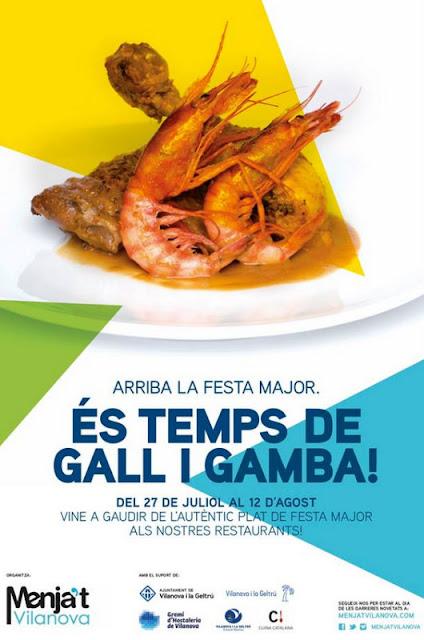 És temps de Gall i Gamba a Vilanova i la Geltrú