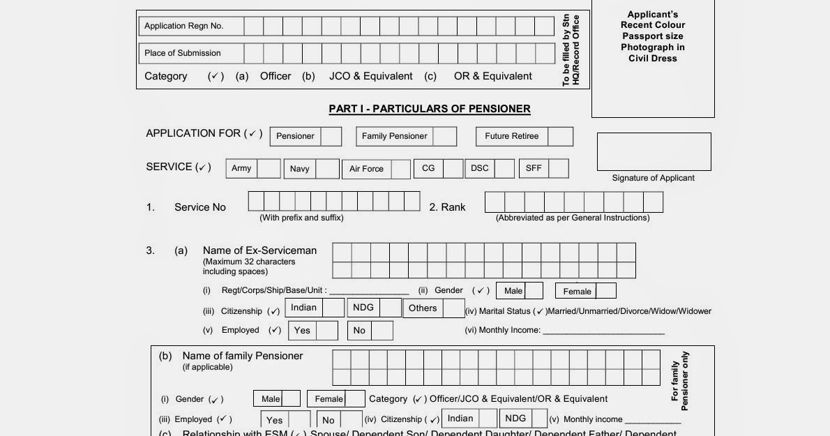 Image Result For Rti Application Form