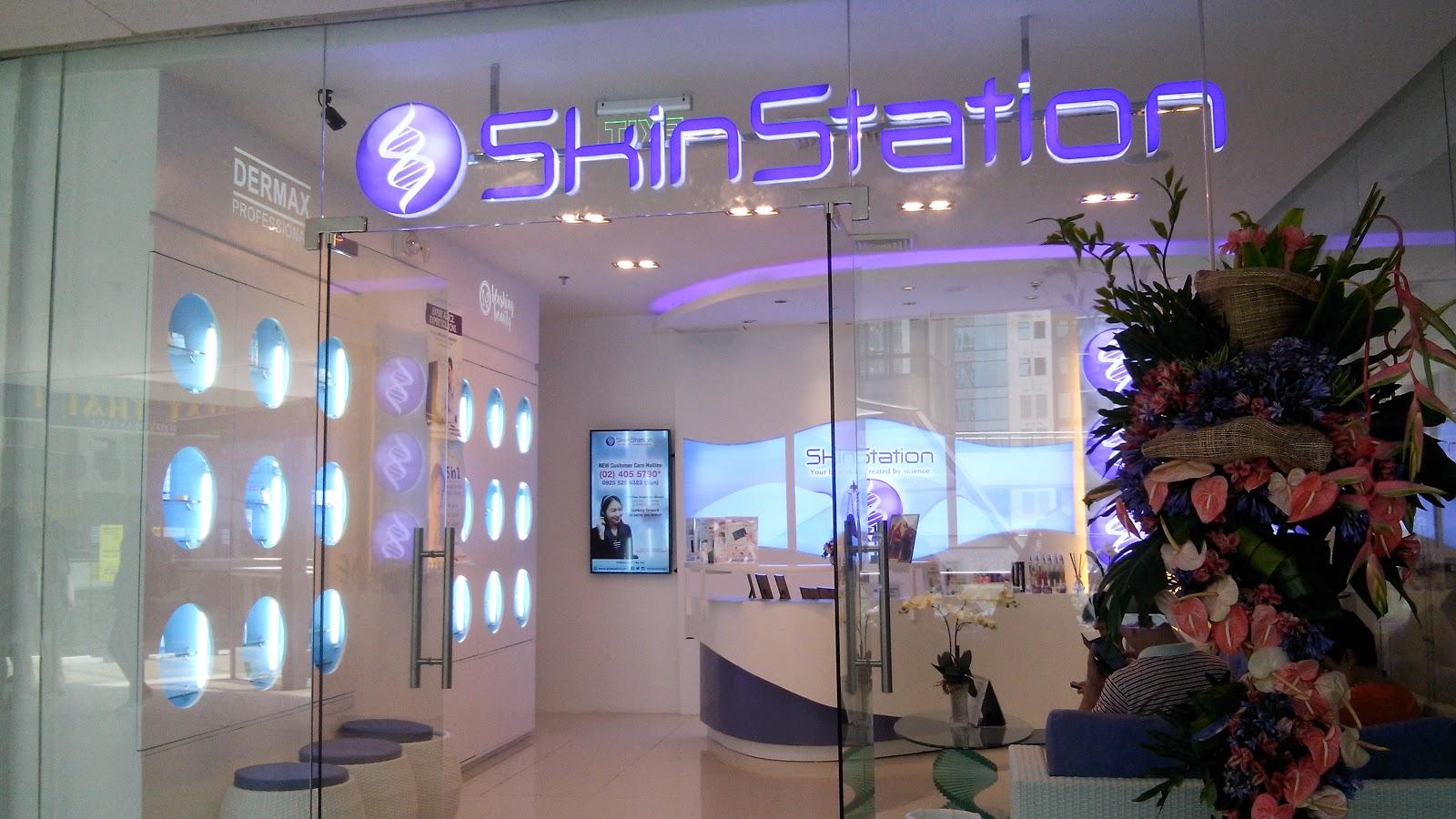 SkinStation BGC Stopover Grand Opening