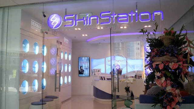 Grand Opening of SKinStation and Chemworld Fragrance Factory at the 3/F BGC Stopover Pavillion 31st Street corner Rizal Drive Fort Bonifacio Global City, Taguig, last May 31 2016!